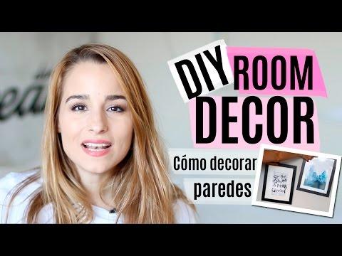 Frases Tumblr - DIY Room Decor  Tumblr