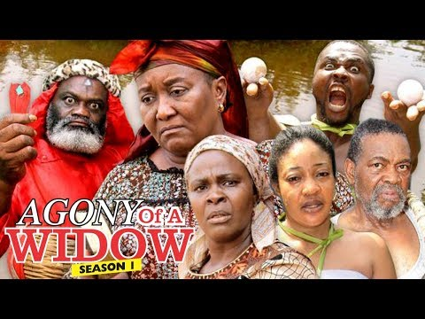 AGONY OF A WIDOW 1 - 2018 LATEST NIGERIAN NOLLYWOOD MOVIES || TRENDING NOLLYWOOD MOVIES