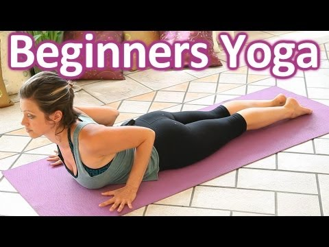 Yoga for Beginners | Weight Loss Yoga Workout, Full Body for Complete Beginners, 8 Minute Yoga Class