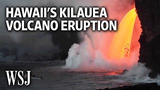 Video Lava Pours Steadily From Hawaii's Kilauea Volcano MP3, 3GP, MP4, WEBM, AVI, FLV November 2018