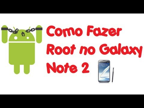 Galaxy Note 2 Root + CWM Recovery [PT-BR]