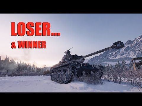 WOT - There Is A Loser & A Winner | #WorldofTanks