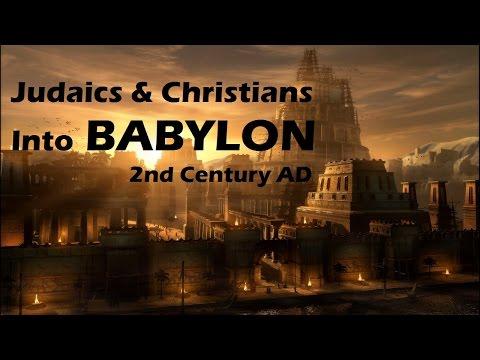 , title : 'Judaics and Christians into Babylon'