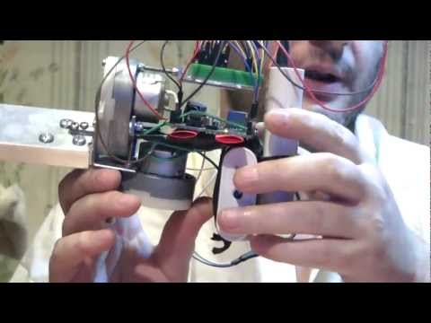 Using a Wii Nunchuk with Arduino Code is poetry