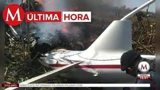 ÚLTIMA HORA: Mueren Martha Erika Alonso y Rafael Moreno Valle en accidente
