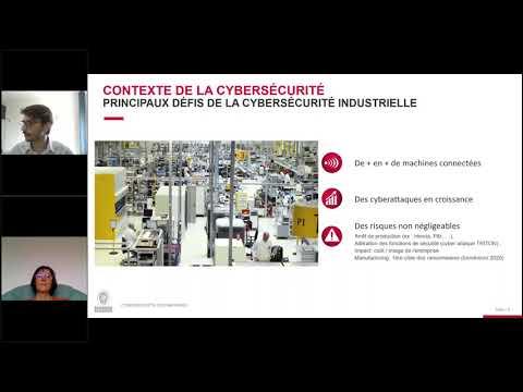 Webinaire : Comment prendre en compte la cybersécurité des machines ?