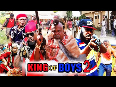 King Of Boys Season 2 - Emma Ehummadu & Don Brymo Latest Nigerian Movie.