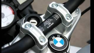 9. BMW F 800 R - customized by ABM
