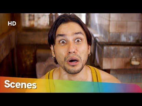 Kunal Khemu comedy scenes from Guddu Ki Gun - Sumeet Vyas - Payel Sarkar - Aparna Sharma