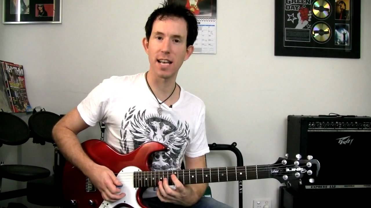 How to play Sweet Child O Mine – Easy Guitar Lesson (Intro)