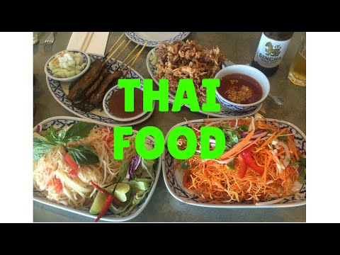 KING AND I THAI FOOD RESTAURANT Video, ROCHESTER, NY