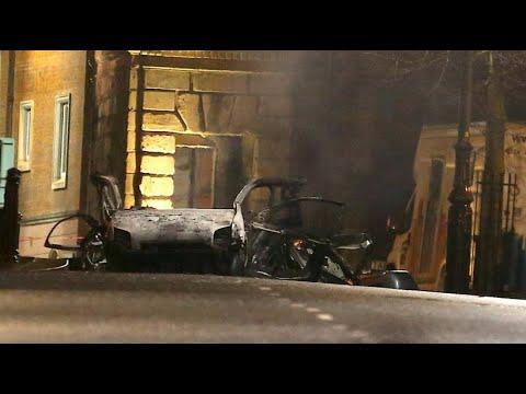 Großbritannien: Detonation im nordirischen Londonderr ...