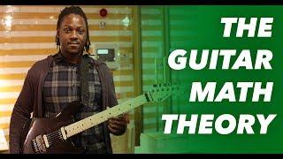 Guitar Math - The Ultimate Fretboard Hack!