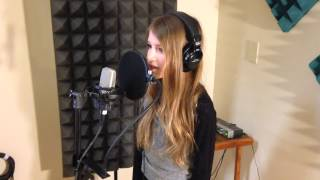 """Dancing in the Sky"""" -- Cover by Caroline Burns - YouTube"""