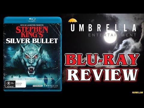 SILVER BULLET (1985) - Blu-ray Review (Umbrella Entertainment)