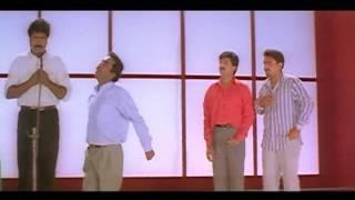 Vivek, Murli Mimicry Comedy - Kaalamellam Kadhal Vaazhga Tamil Movie Scene
