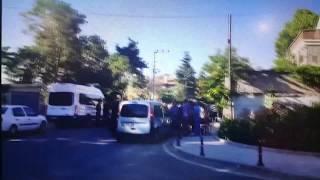 Konya da polis ve teröristin çatıştığı villa konya da teröristlerle polis çatıştı