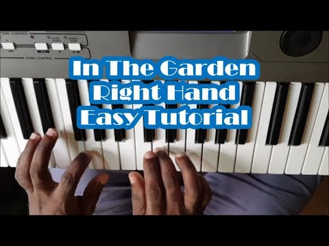 Video In The Garden Right Hand Slow Easy Piano Tutorial - How To Play download in MP3, 3GP, MP4, WEBM, AVI, FLV January 2017