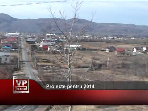 Proiecte pentru 2014
