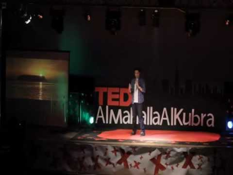 The Catalogue: Ahmed Hegab at TEDxAlMahallaAlKubra