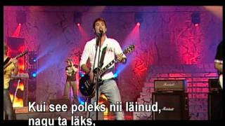 Kristjan Kasearu & Paradise Crew - So Much To Say (Eesti NF 2007)