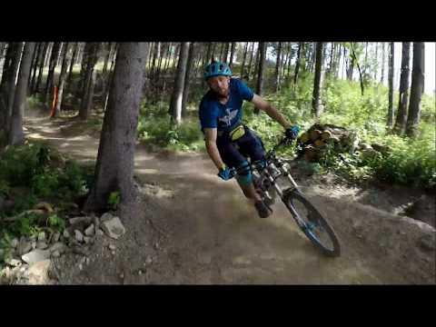 (cz) Bikepark Express červená 2019