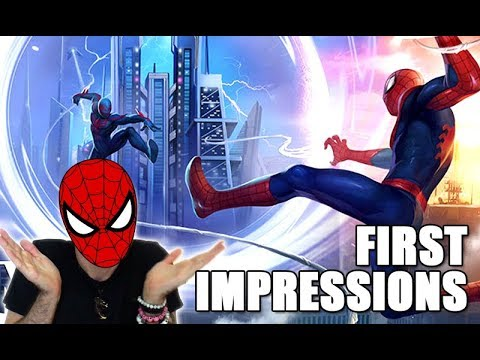 SPIDER-MAN UNLIMITED - First Impressions