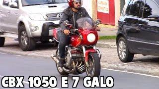 Nunca escutou uma moto 6 cilindros ou uma 7 Galo? Confira!!!