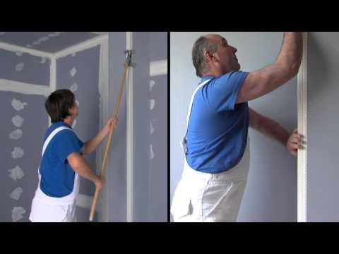 Jak chránit rohy a kouty sádrokartonových konstrukcí