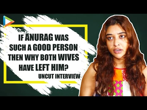 """Payal Ghosh on Anurag Kashyap Controversy: """"Everybody said, Nobody is going to SUPPORT you"""" 