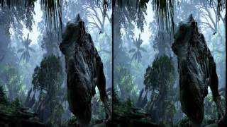 3D Back to Dinosaur Island   VR Demo