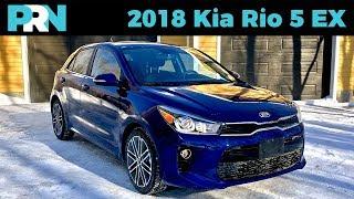 8. Best Subcompact Hatchback? | 2018 Kia Rio 5 EX Sport | TestDrive Spotlight