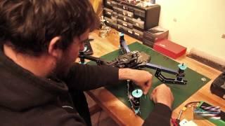 3D Robotics X8 Plus Unboxing and Overview