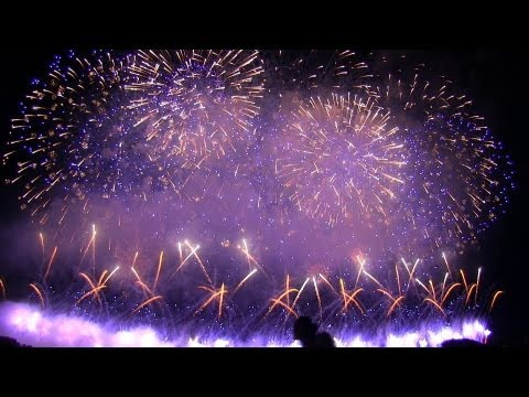 The finest musical fireworks from Japan
