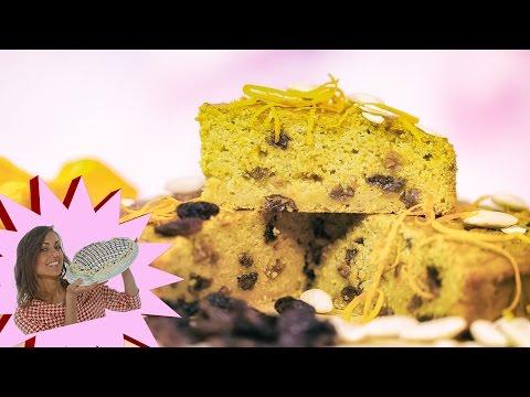 ricette vegan - torta alla zucca e patate dolci