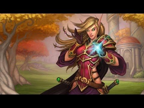 World of Warcraft: The Burning Crusade Soundtrack (Full) (видео)