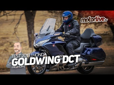HONDA - Gold Wing Touring DCT Airbag