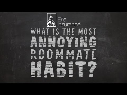 Video: Off the Post presented by Erie Insurance: Annoying Roommate Habit