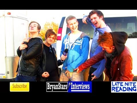 bryanstars - Check out my backstage interview with Late Nite Reading members Dalton Wixom, Brady Szuhaj, Clayton Collins and Drew Cottrell Watch my first interview with L...