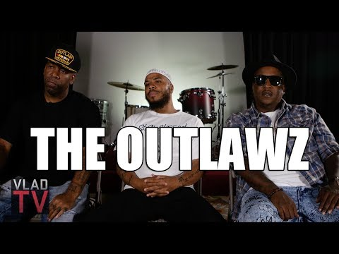 Napoleon (Outlawz) on Writing Rap Lyrics from the Devil's POV, Repenting