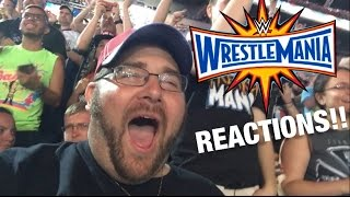 Nonton WWE WRESTLEMANIA 33 REACTIONS! HARDY BOYS RETURN! UNDERTAKER RETIRES! CROWD IS TRIGGERED! Film Subtitle Indonesia Streaming Movie Download