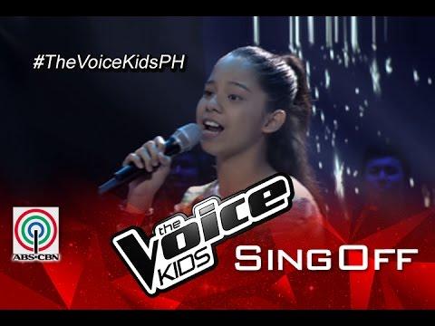 當這個小妹妹才唱出第一句的時候,觀眾都很確定她贏定了!