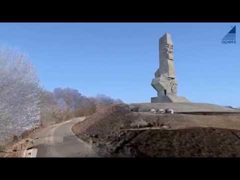 Skanowanie Laserowe 3D - Pomnik Obrońców Wybrzeża (Westerplatte)