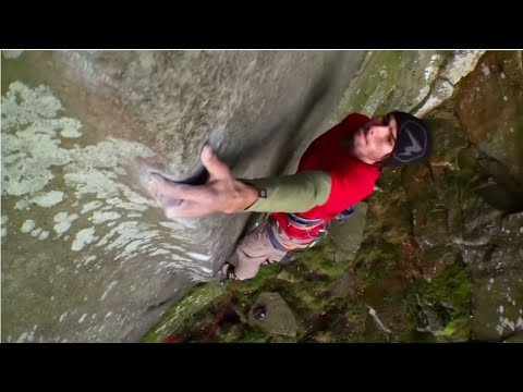 progression - Kevin Jorgeson on the 2nd ascent of one of England's hard traditional routes, The Groove E11. From the full-length film PROGRESSION, available at www.bigUPpr...