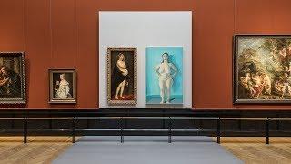 Maria Lassnig und Rubens