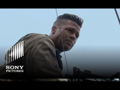 Fury (TV Spot '5 Soldiers')