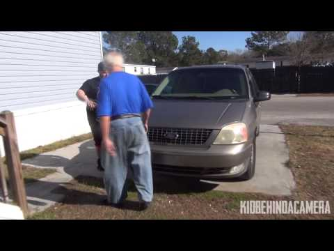 Grandpa's Weight Loss Program – Bonus Footage
