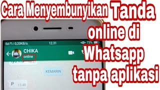 Download Video CARA MENGHILANGKAN ONLINE DI WHATSAPP MP3 3GP MP4