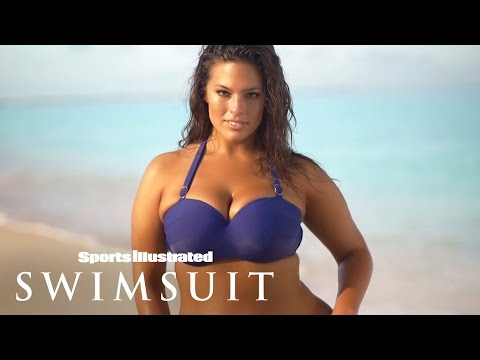 Meet the plus-size model in Sports Illustrated