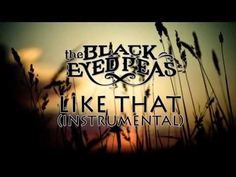 Black Eyed Peas - Like That (Instrumental)